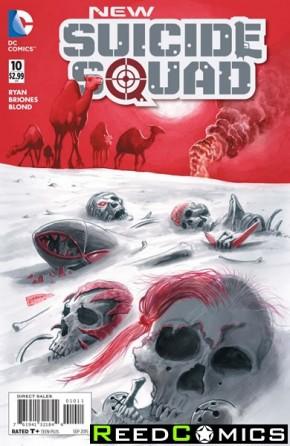 New Suicide Squad #10