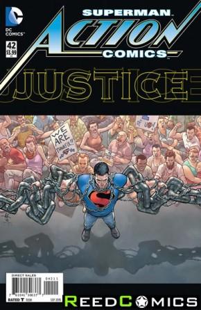 Action Comics Volume 2 #42