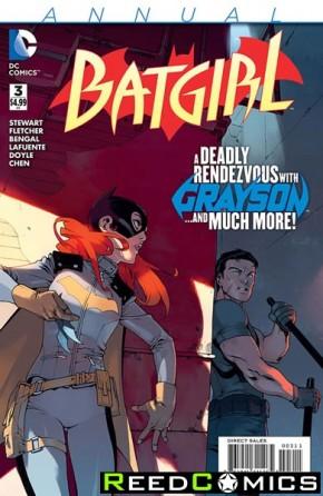 Batgirl Volume 4 Annual #3