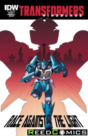 Transformers Windblade Combiner Wars #5 (Subscription Variant Cover)