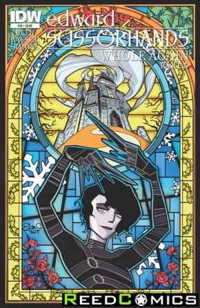 Edward Scissorhands #10