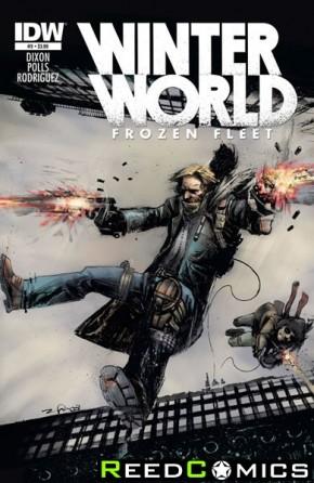 Winterworld Frozen Fleet #3