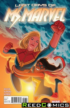 Ms Marvel Volume 3 #17