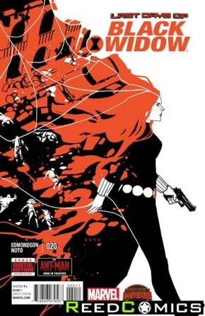 Black Widow Volume 5 #20