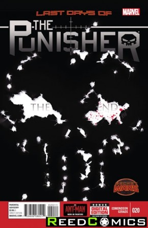 Punisher Volume 9 #20