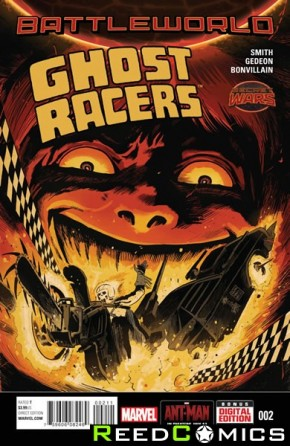 Ghost Racers #2