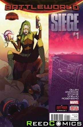 Siege Volume 2 #1