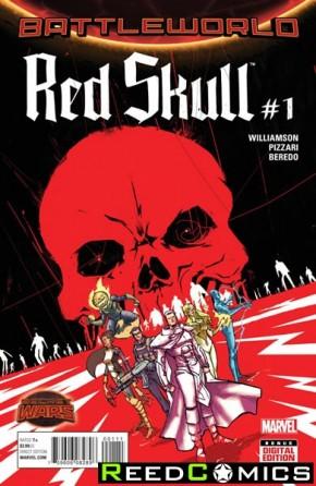 Red Skull Volume 2 #1