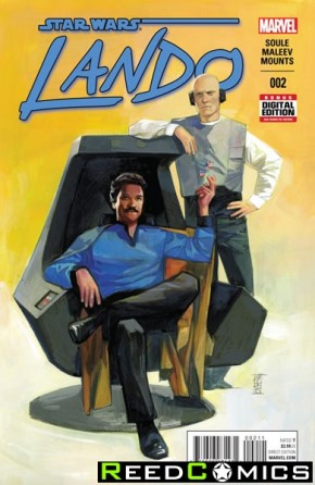 Star Wars Lando #2