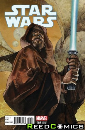 Star Wars Volume 4 #7 (1 in 25 Bianchi Incentive Variant Cover)