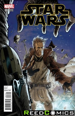 Star Wars Volume 4 #7 (1 in 25 Moore Incentive Variant Cover)