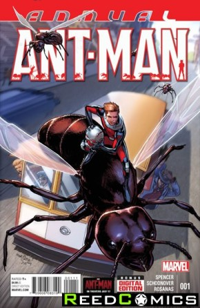 Ant Man Annual #1
