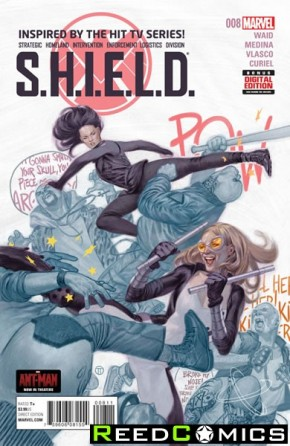 SHIELD Volume 4 #8