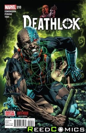 Deathlok Volume 5 #10