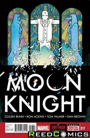 Moon Knight Volume 7 #17