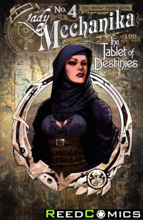 Lady Mechanika Tablet of Destinies #4 (Cover B)
