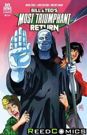 Bill and Ted Most Triumphant Return #5