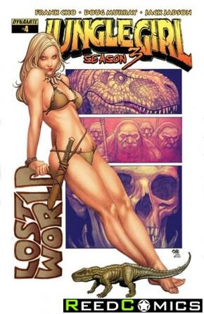 Jungle Girl Season 3 #4