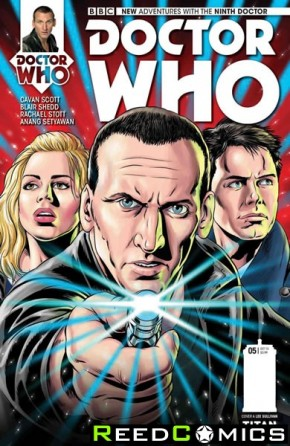 Doctor Who 9th #5