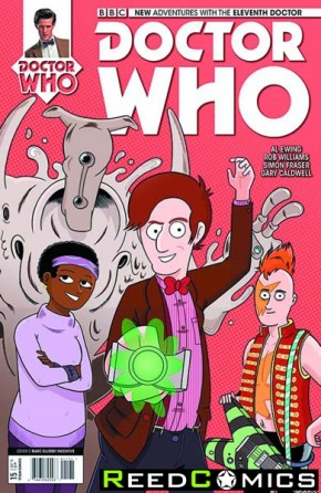 Doctor Who 11th #15 (1 in 10 Incentive Variant Cover)
