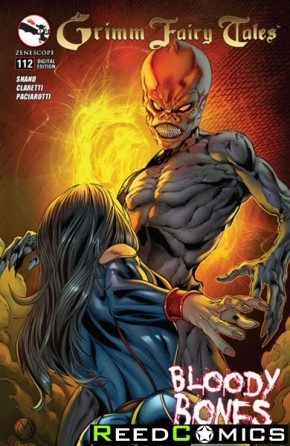 Grimm Fairy Tales #112