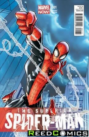 Superior Spiderman #1 (1 in 50 Ramos Variant)