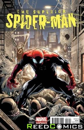 Superior Spiderman #1 (1 in 50 Camuncoli Variant)