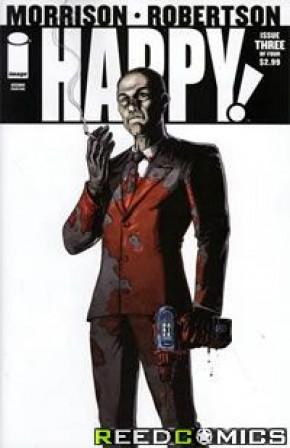 Happy! #3 (2nd Print)