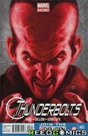 Thunderbolts Volume 2 #3 (2nd Print)