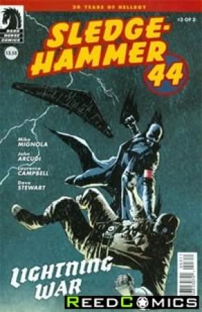 Sledgehammer 44 Lightning War #3