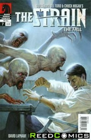 The Strain The Fall #7