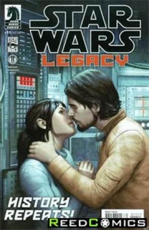 Star Wars Legacy II #11