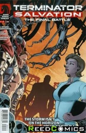 Terminator Salvation The Final Battle #2