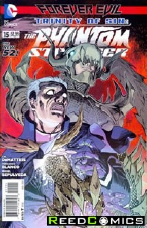 Trinity of Sin The Phantom Stranger #15