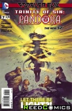 Trinity of Sin Pandora #7