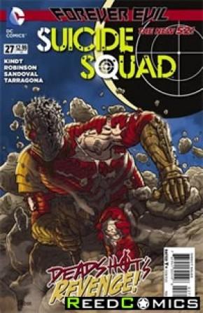 Suicide Squad Volume 3 #27