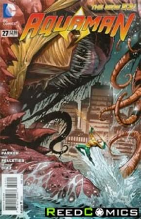 Aquaman Volume 5 #27