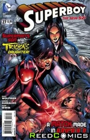 Superboy Volume 5 #27