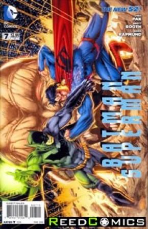 Batman Superman #7