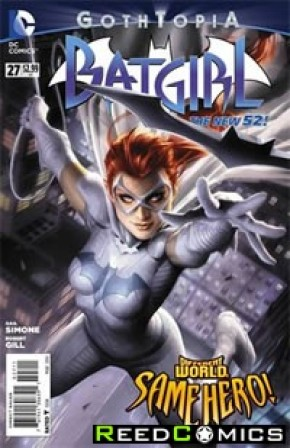 Batgirl Volume 4 #27