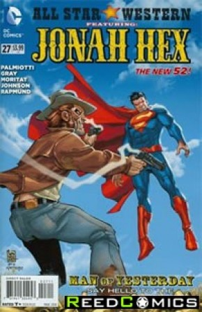 All Star Western Volume 2 #27