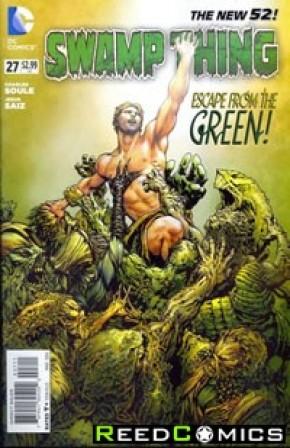 Swamp Thing Volume 5 #27