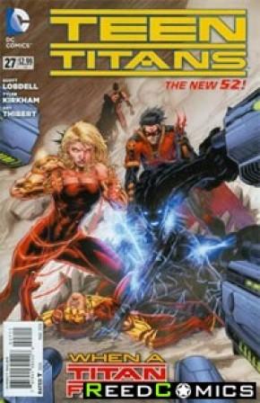 Teen Titans Volume 4 #27