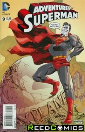 Adventures of Superman Volume 2 #9