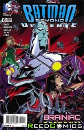 Batman Beyond Universe #6
