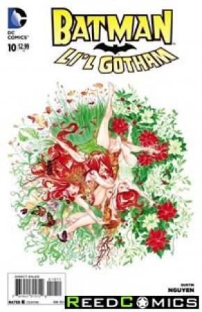 Batman Lil Gotham #10