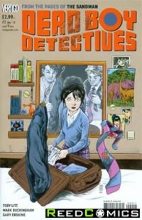 Dead Boy Detectives #2
