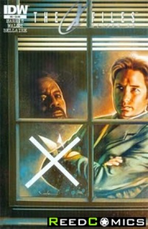 X-Files Season 10 #8