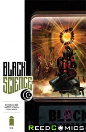 Black Science #3 (1st Print)