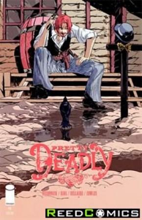 Pretty Deadly #4